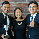 Shidler team first among U.S. universities in international competition