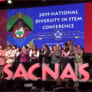 UH partners  with SACNAS conference to help achieve true diversity in STEM