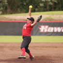 2 softball standouts earn UH Hilo athletic honors