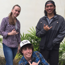UH Hilo students use rhetoric to promote 100% renewable energy goal