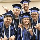 Kapi'olani CC students make graduation greener