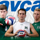 Record four UH Warriors named to AVCA first team All-Americans