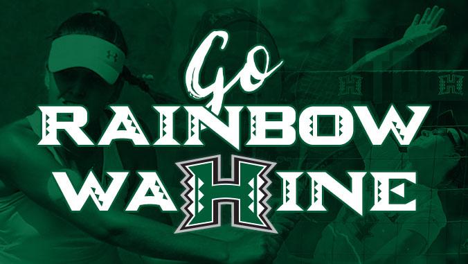 Go Rainbow Wahine!