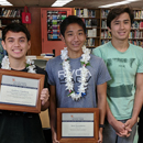 Future UH Mānoa students earn telescope time through Maunakea Scholars