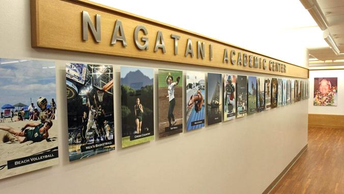 U H Manoa athletics academic center