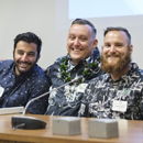 UH hosts conference to support veterans, recognize award winners