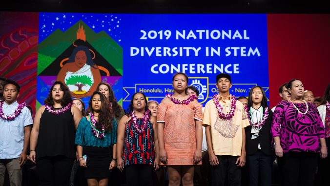 2019 national diversity in S T E M conference