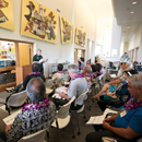 Enomoto murals at UH West Oʻahu earns national award for preservation