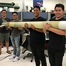 UH Mānoa students in New Mexico prep for rocket launch competition