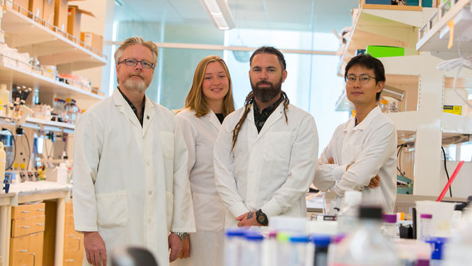 U H Cancer Center researchers