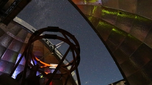 interior telescope
