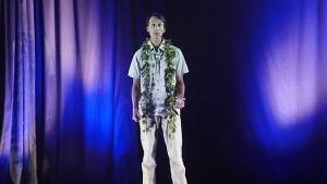 hologram of instructor