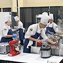 Kapiʻolani CC culinary team competes for national gold
