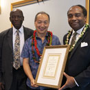 Researcher recognized for expanding student diversity in science education