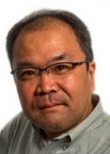 Headshot of Eiichiro Azuma