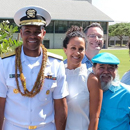 U.S. surgeon general visits UH West Oʻahu, JABSOM