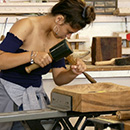 Traditional Hawaiian carving earns college credits for high school students