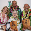 Four inducted into UH Mānoa Sports Circle of Honor