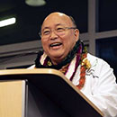 UH thanks retiring hospital CEO for support for Native Hawaiian Health