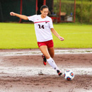 Volleyball middle blocker and soccer defender earn UH Hilo top honors
