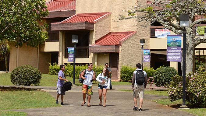Kauai Community College campus