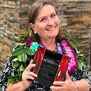 Leeward CC marketing director wins award