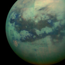 UH team unravels origin, chemical makeup of Titan's dunes