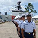 U.S. Coast Guard, UH Mānoa sign agreement increasing student opportunities