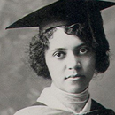 UH graduate honored alongside Madam Curie and Florence Nightingale