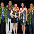 Shidler College honors five distinguished alumni
