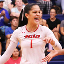 Volleyball standouts earn top athletic honors
