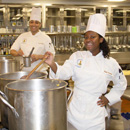 Leeward CC chefs take on 4,000 Thanksgiving dinners