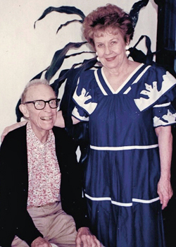 George and Mona Elmore