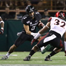 UH football team earns Mountain West Division title and conference spot