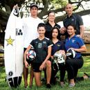 Lau ʻohana current first Hawaiʻi family of sports