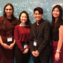 Shidler business team takes first place in international competition