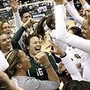 UH Mānoa women's volleyball hosts first, second rounds of NCAA tournament