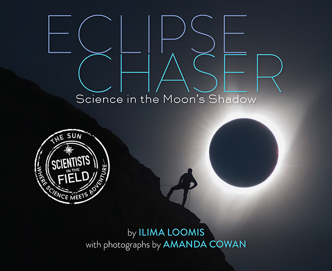 Cover the the book Eclipse Chaser