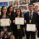 Kapiʻolani CC research students recognized at national STEM conference