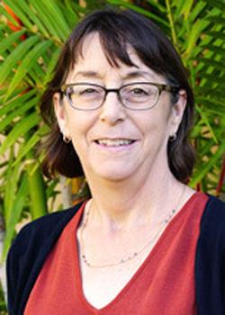 Professor Miriam Stark's headshot