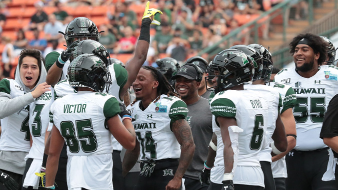 2020 Uh Football Schedule Released University Of HawaiÊ»i System News