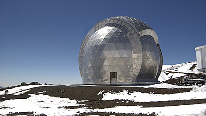 The California Institute of Technology Submillimeter Observatory