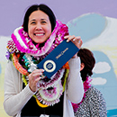 UH Mānoa alumna wins 'Oscars' of teaching