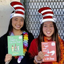UH Hilo student-athletes share Dr. Seuss with keiki