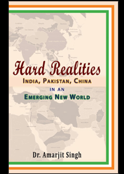 Cover of Hard Realities: India, Pakistan, China in an Emerging New World