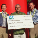 Bowers + Kubota helps pave the future with $75k gift