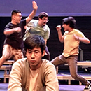 Lee Tonouchi's Oriental Faddah and Son at Windward CC's Palikū Theatre