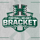 Football helmet favorites go head-to-head in bracket tournament