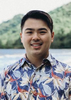 Kevin Kam headshot