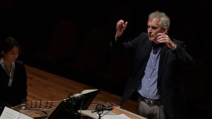 womack conducting orchestra
